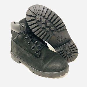 Timberland 12907 Nubuck Leather Waterproof Boots